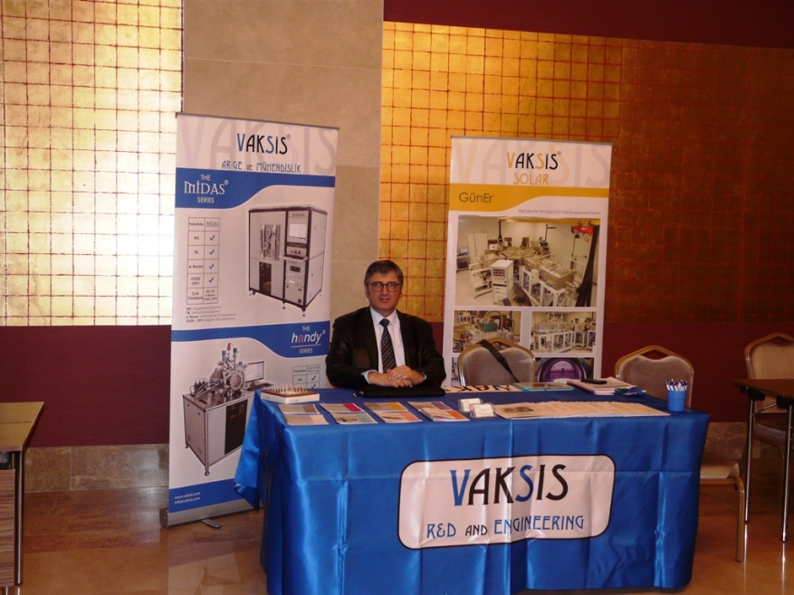 International Semiconductor Science and Technology Conference ISSTC 2014