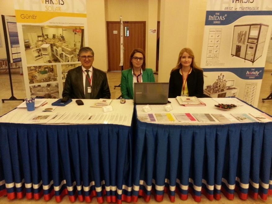 19<sup>th</sup> Condensed Matter of Physics Ankara Meeting