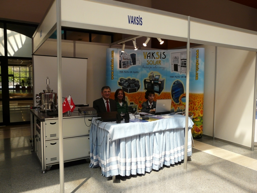First Turkish Solar Energy Conference and Exhibition