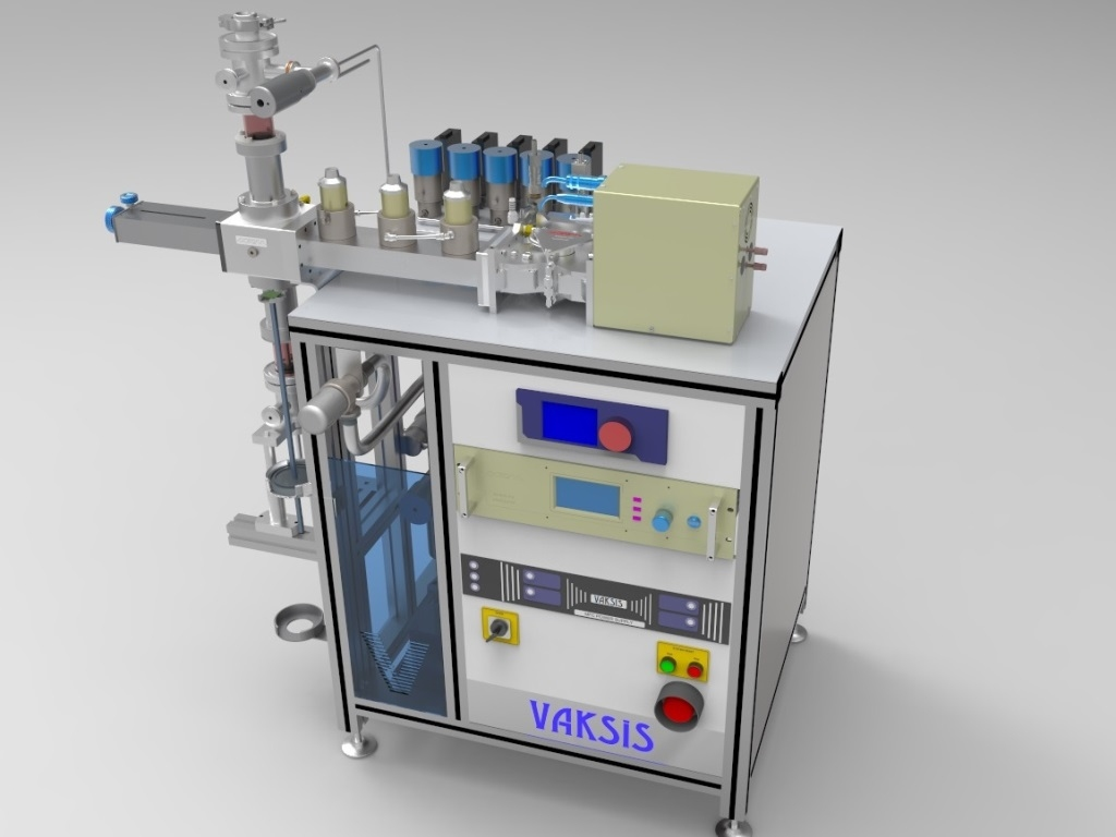 Vaksis Designing And Manufacturing Vacuum Systems